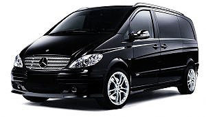 LUXURY CAR SERVICE LONDON - V CLASS